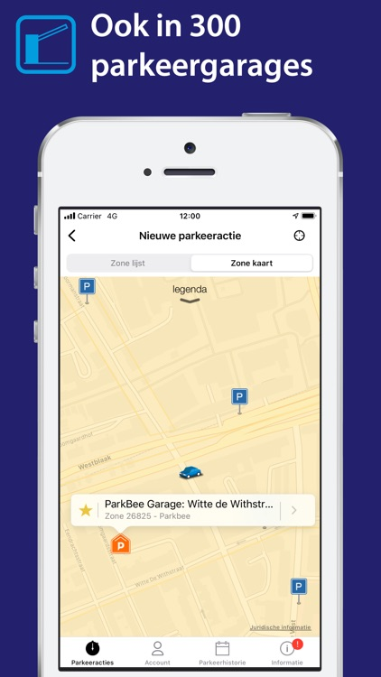 Park-line App screenshot-3