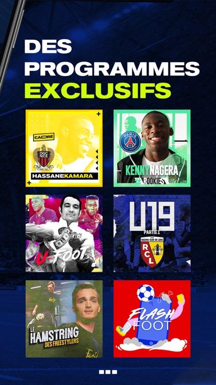 Free Ligue 1 Uber Eats screenshot-4