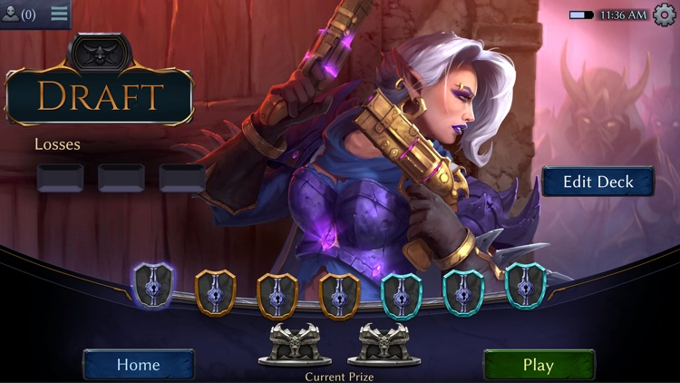 Eternal Card Game screenshot-4