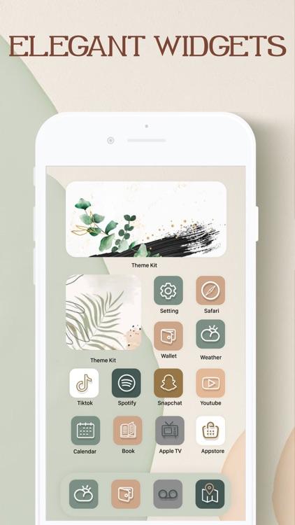 Aesthetic Kit - Icon Changer screenshot-8
