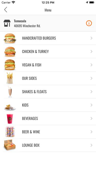 Burger LoungeScreenshot of 3