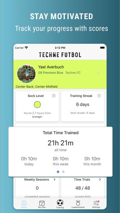 Techne Futbol Screenshot