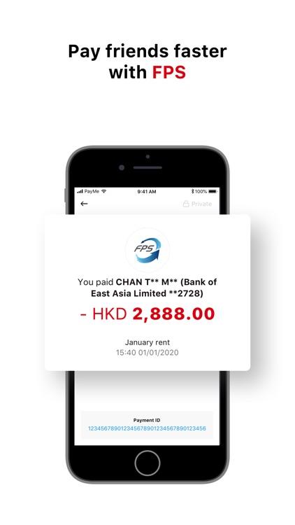 PayMe from HSBC screenshot-7