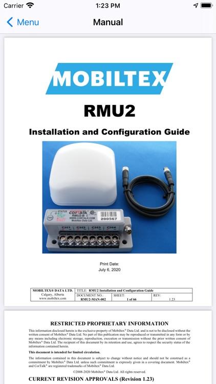 RMU2 Config screenshot-5