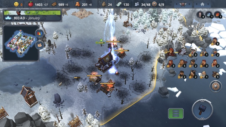 Northgard screenshot-8