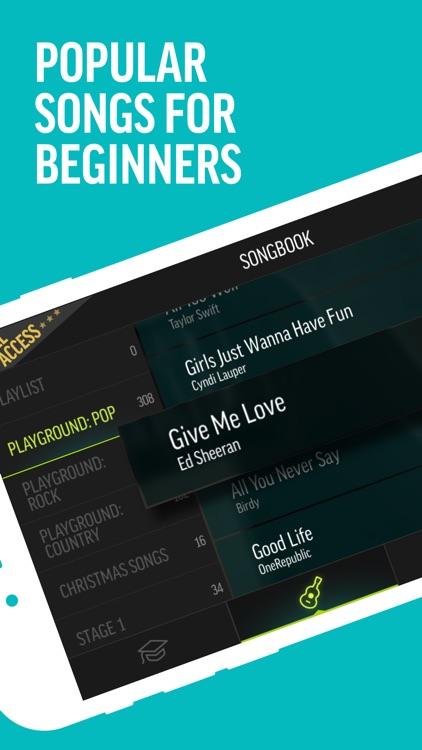 Justin Guitar: Lessons & Tuner screenshot-5