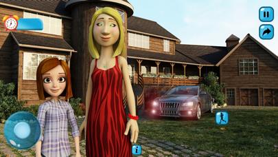 افتراضية سعيدة أمي أسرة الحياةلقطة شاشة1
