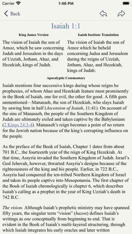 Isaiah Explained screenshot-6