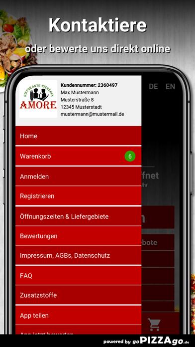 Amore Reutlingen Rommelsbach screenshot 3