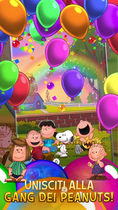 Screenshot of Snoopy Pop5