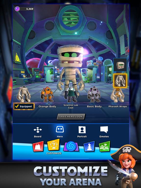 Ipad Screen Shot Chaos Combat Chess 3