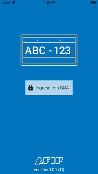 Control Zona Secundaria screenshot 1