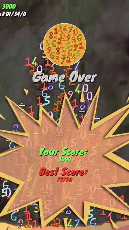 Do the Math! Number Crush Ed. screenshot-3