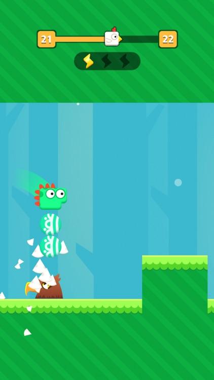 方块鸟 - 益智闯关小游戏 screenshot-3