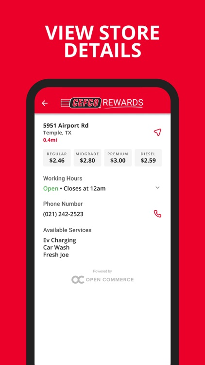CEFCO Rewards screenshot-3