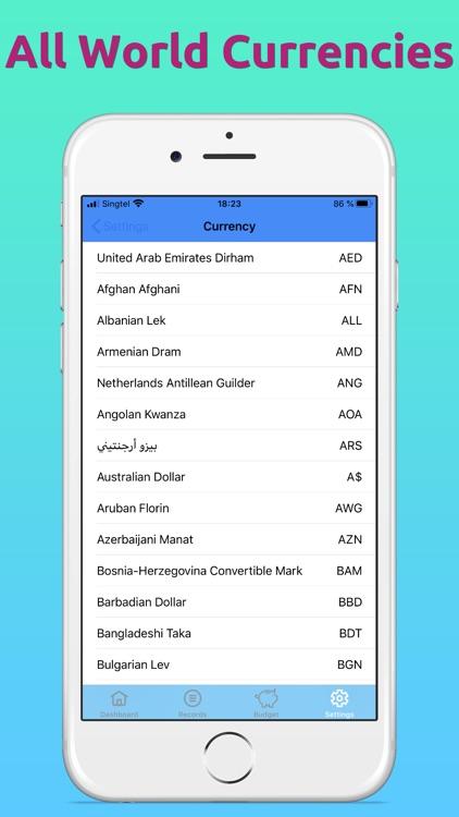 My Budget Accounting screenshot-5