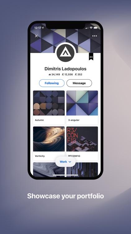 Behance – Creative Portfolios screenshot-5