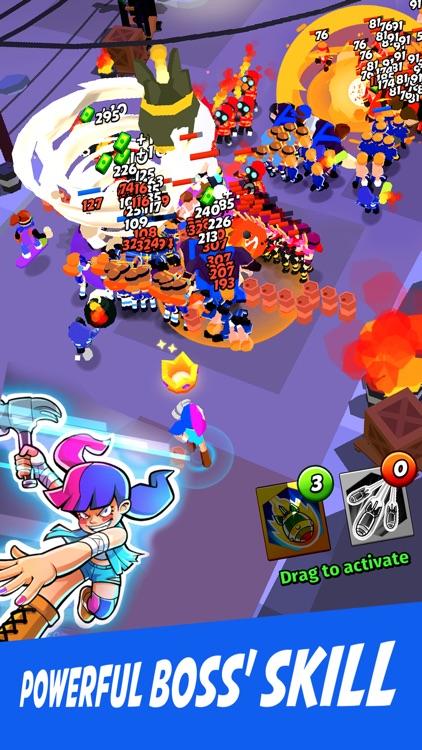 Pocket Clash: Gang Wars screenshot-5