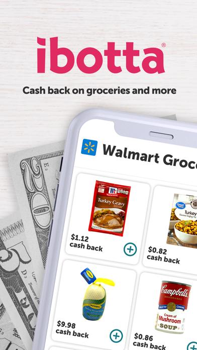 Ibotta: Save & Earn Cash Back Screenshot