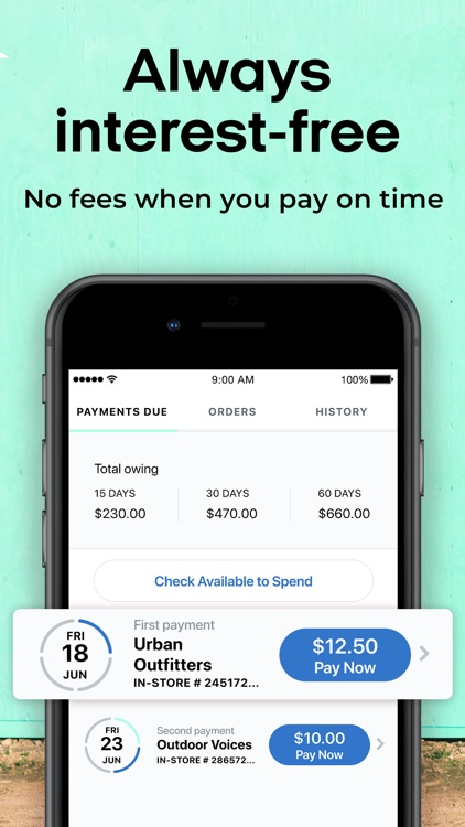 Afterpay - Buy now. Pay later. screenshot-4
