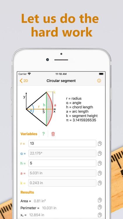 Geometry solver ² screenshot-5