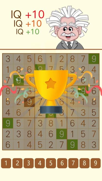 Sudoku - Number puzzle games screenshot-3