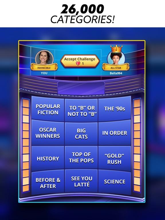 Jeopardy!® Trivia Quiz Game screenshot