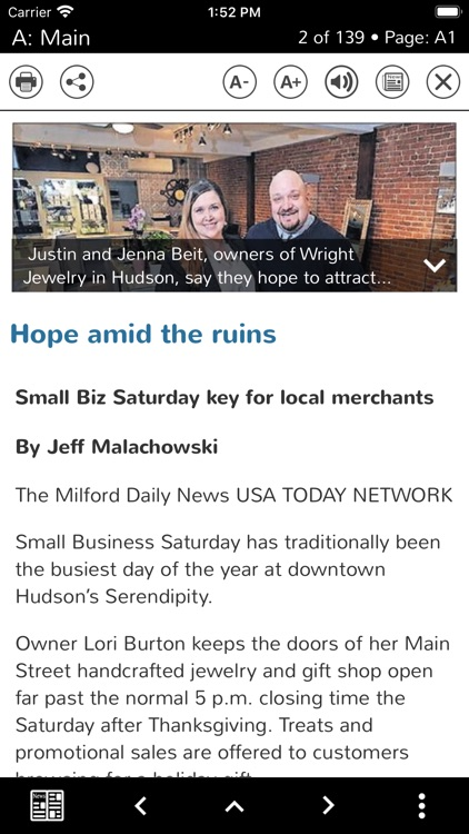 Milford Daily News ePaper