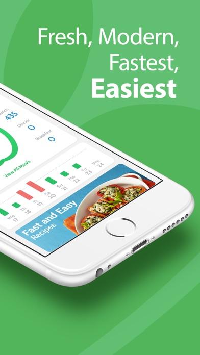 MyNetDiary - Calorie Counter screenshot two