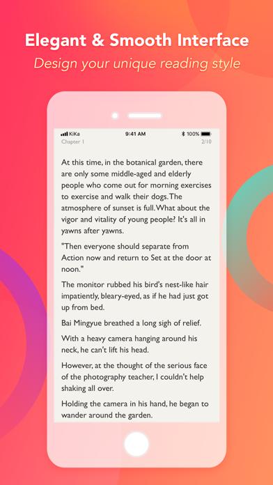 KiKaNovel Screenshot
