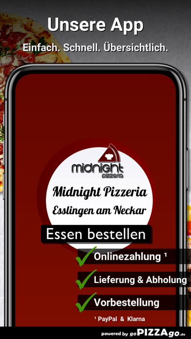 Midnight Pizzeria Esslingen screenshot 1