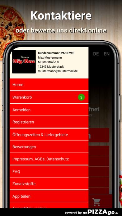 Pizzeria Big Boss Bad Neuenahr screenshot 3