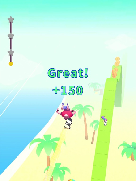 Crazy Ride 3D screenshot 6