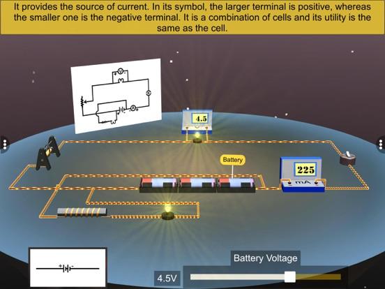 Electric Circuit Diagram screenshot 11