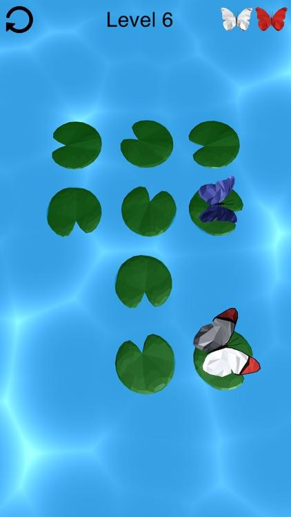 Butterfly Garden 3D screenshot-4
