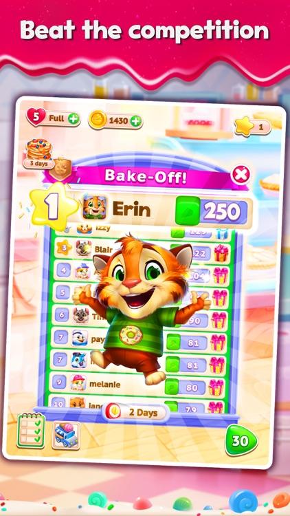Sweet Escapes: Build A Bakery screenshot-4