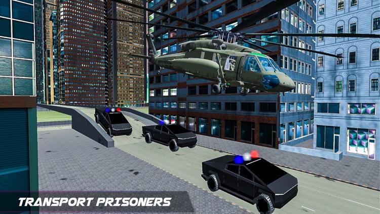 Border Force Police - Robbery screenshot-4