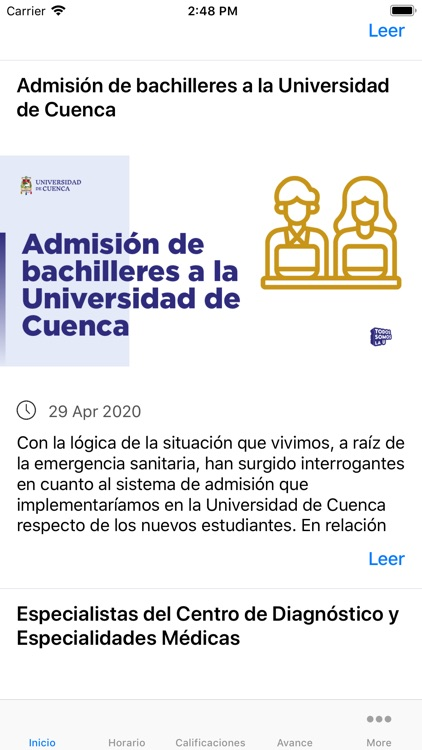 UCuenca Estudiantes screenshot-0
