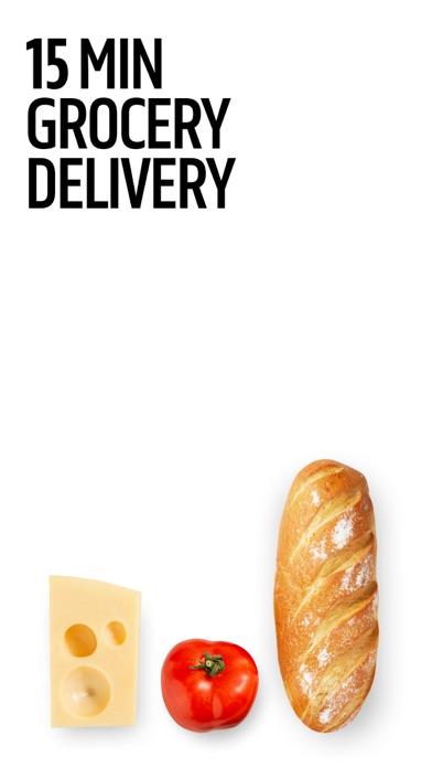 Deli by Yango—order groceries screenshot 1