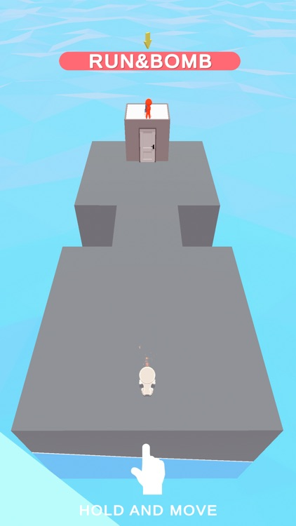 Run And Bomb