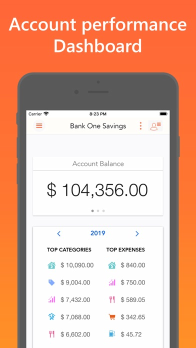 Скриншот №3 к Easy Spending Budget