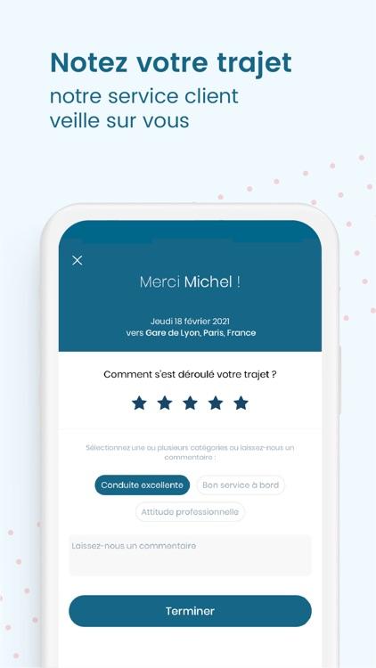 Marcel - Le VTC à la française screenshot-3