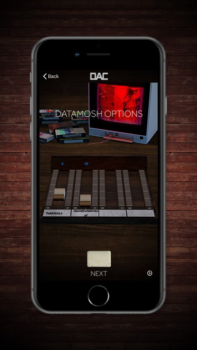 DataMosh Deluxe screenshot 5