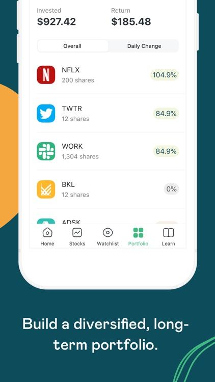 MyWallSt: Learn Stocks, Invest screenshot-3