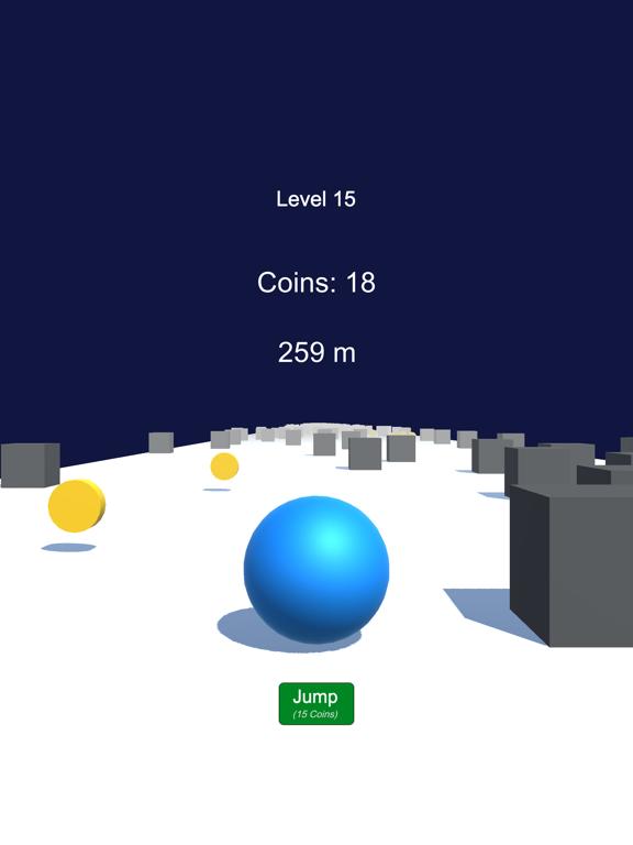 Crazy Ball Dash 3D screenshot 7