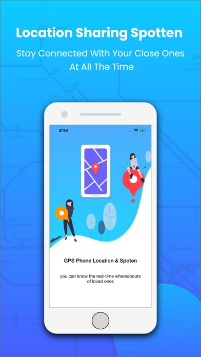 GPS Phone Location & Spoten