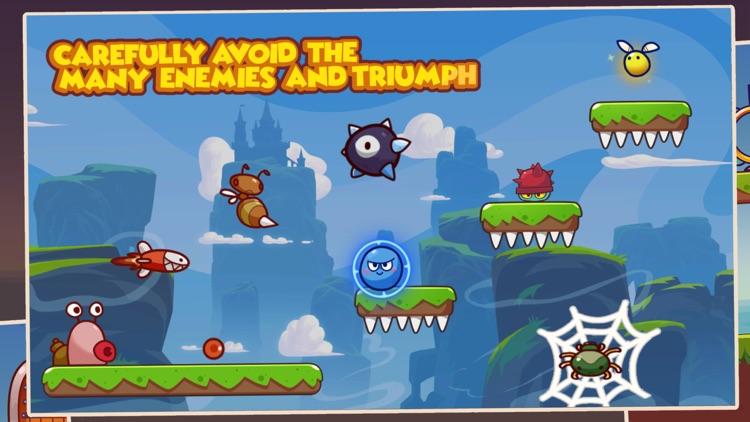 Super Ball Jump: Adventures