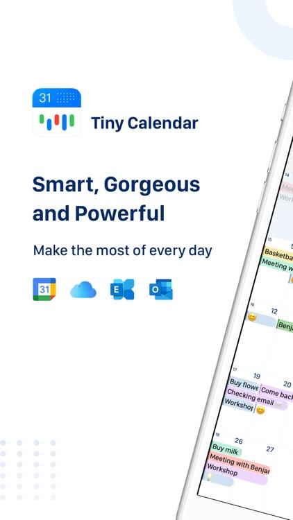Calendar App: Tasks & Calendar screenshot-0