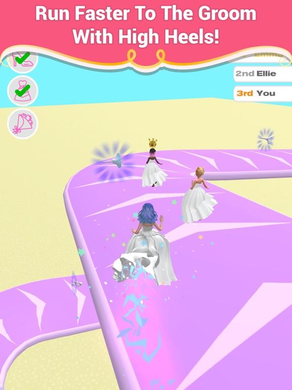 Ipad Screen Shot Bridal Rush! 1
