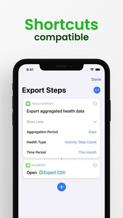 Health Export CSVのおすすめ画像6
